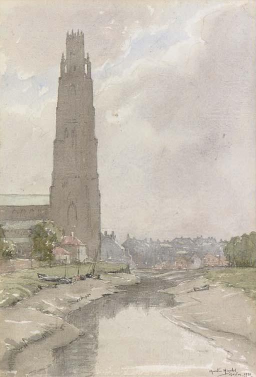 Martin Hardie, R.I., R.W.S. (1875-1952)