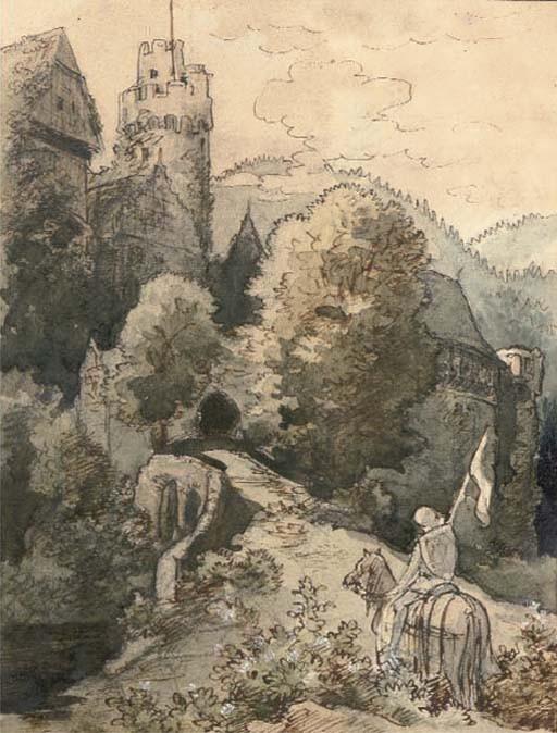 Victor Paul Mohn (German, 1842-1911)