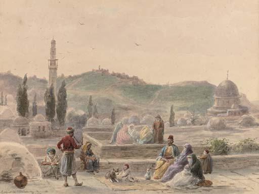 Paul Louis Liger Chardin (French, b.1833)