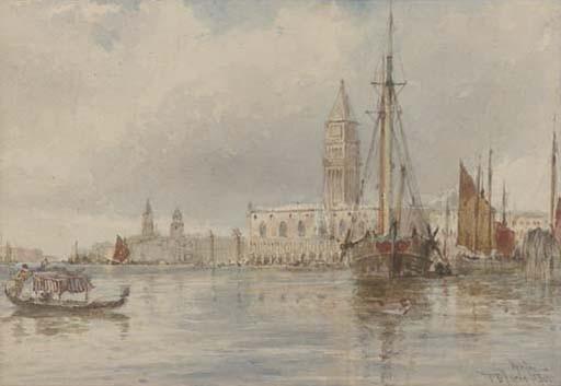 Thomas Miles Richardson, Jun, R.W.S. (1813-1890)
