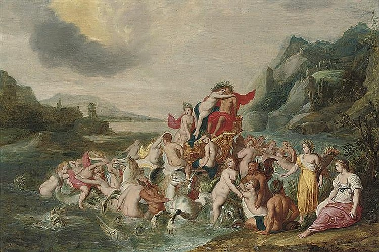 The Triumph of Neptune