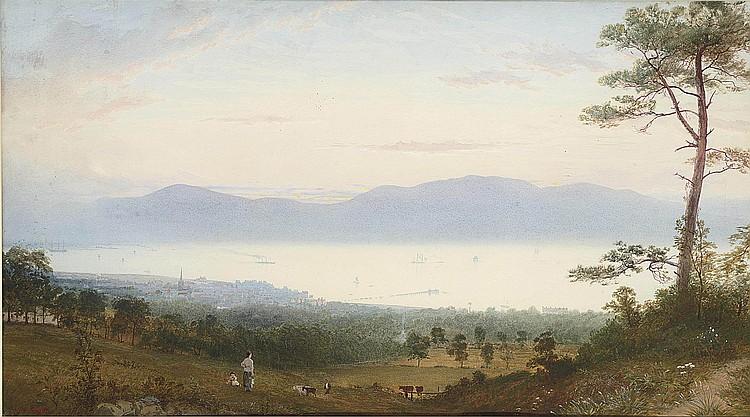 Anthony Carey Stannus (Carrickfergus 1830-1919)
