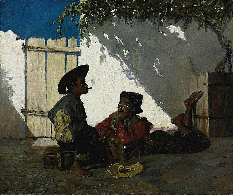 FRANK BUCHSER (1828-1890)