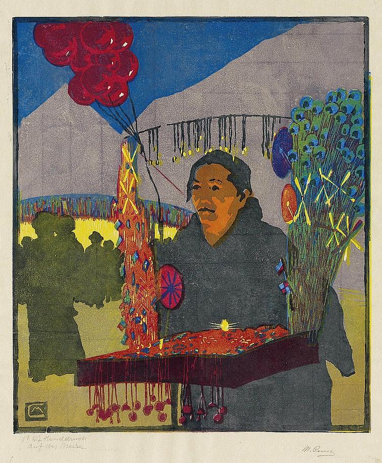 MARTHA CUNZ (1876-1961)