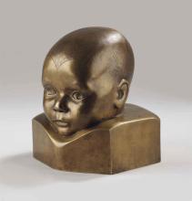 Baby portret ('Kleine Anni') - Portrait of a baby