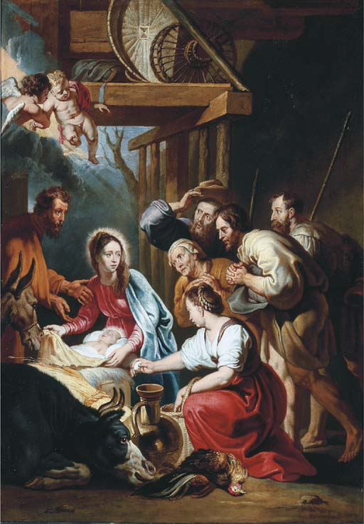 Willem van Herp (Antwerp 1614-1677)
