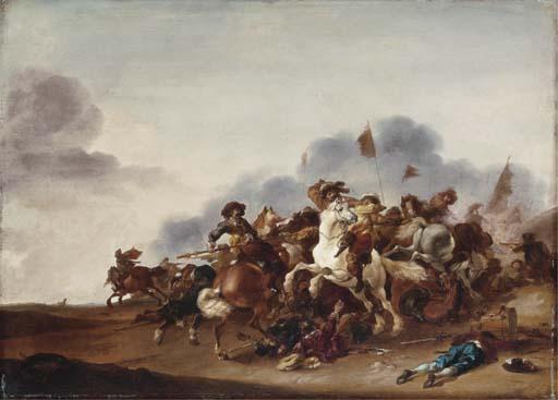 Dirck Stoop (Utrecht, c. 1618-c. 1686)