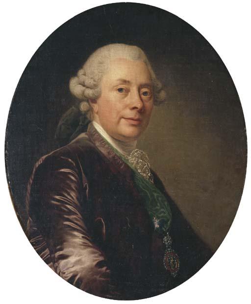 Alexander Roslin (Malmö 1718-1793 Paris)