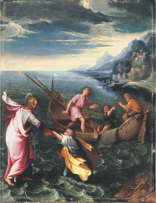 Denys Calvaert, called Dionisio Fiammingo (Antwerp c. 1540-1619 Bologna)