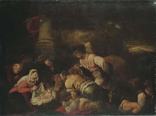 Studio of Jacopo da Ponte, called Jacopo Bassano (Bassano del Grappa c. 1510-1592)