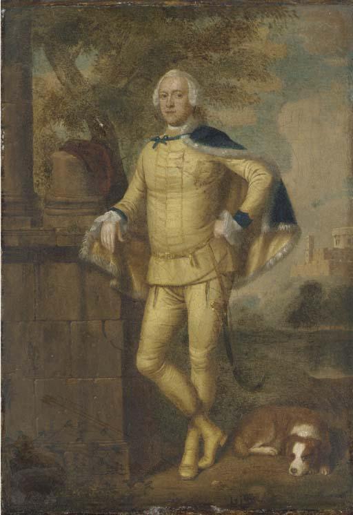 EDWARD HAYTLEY (FL. 1740-1761)