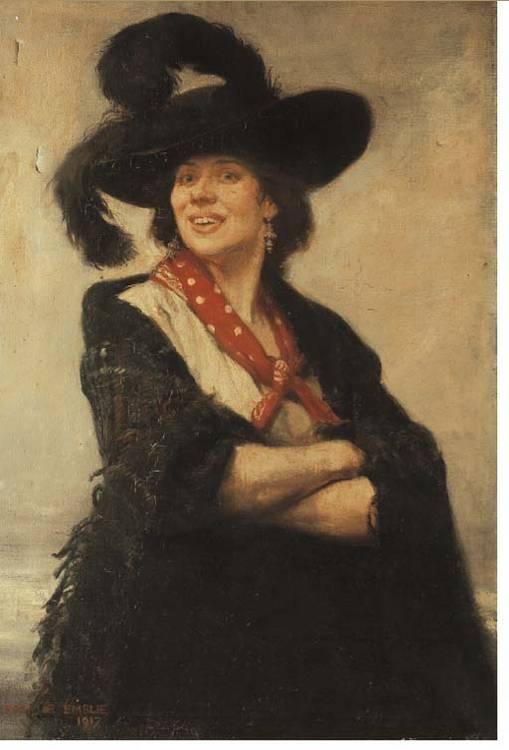 ROSALIE EMSLIE (B.1891)