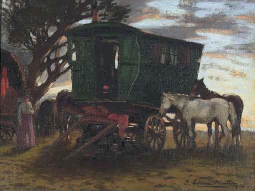 Thomas Corsan Morton (1859-1928)