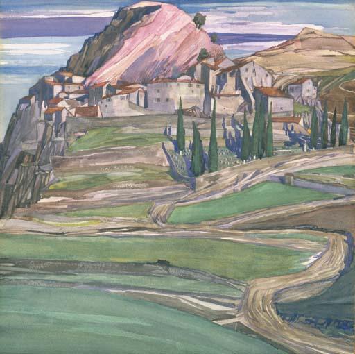Charles Rennie Mackintosh, R.S.W. (1868-1928)