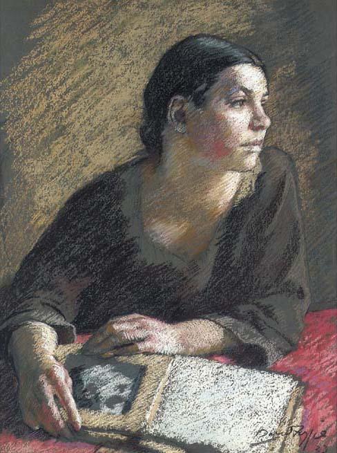 David Foggie, R.S.A, R.S.W. (1878-1948)