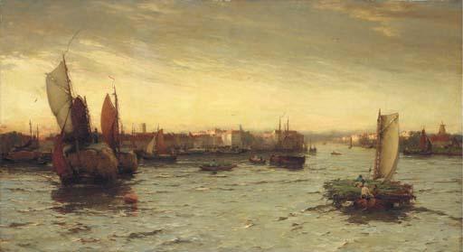 David Farquharson, A.R.A., R.S.W. (1840-1907)