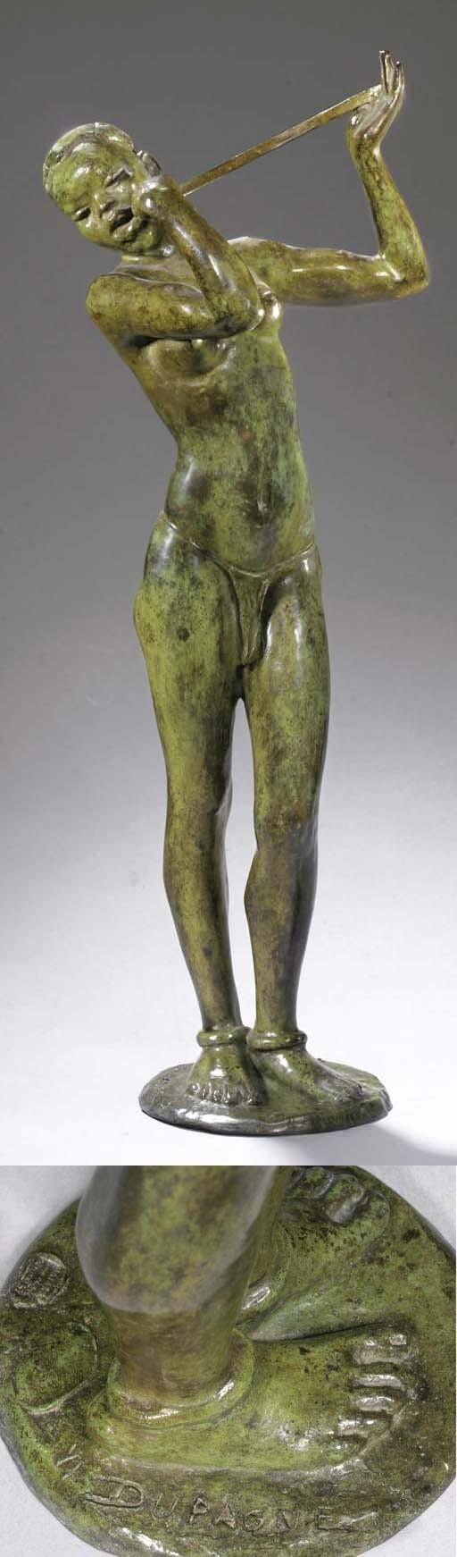 ARTHUR DUPAGNE (1895-1961)