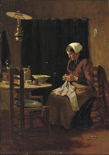 Theo van Wijngaarden (Dutch, 1874-1952)
