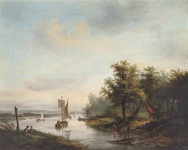 Petrus Josephus Lutgers (Dutch, 1808-1874)