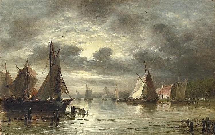 George Gillis van Haanen (Dutch, 1807-1876)