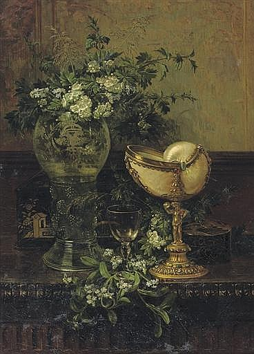 François Joseph Huygens (Belgian, 1820-1908)