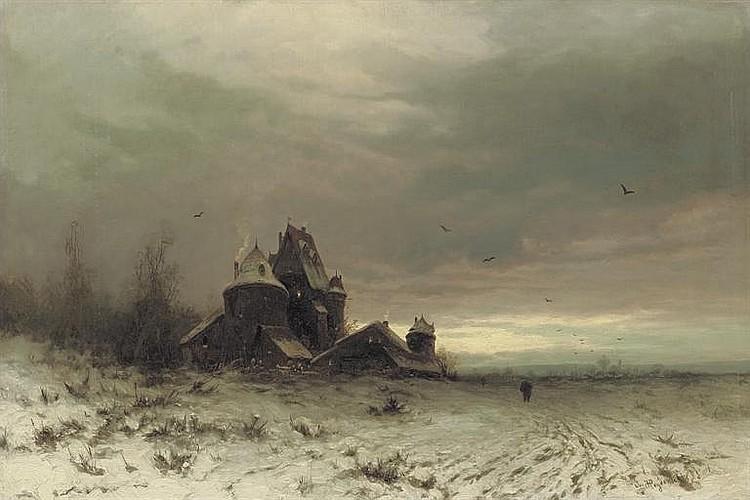 Friedrich Josef Nicolai Heydendahl (German, 1844-1906)