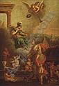 ENTOURAGE DE PIETRO TESTA, DIT IL LUCCHESINO (1611 - 1650), Pietro Testa, Click for value