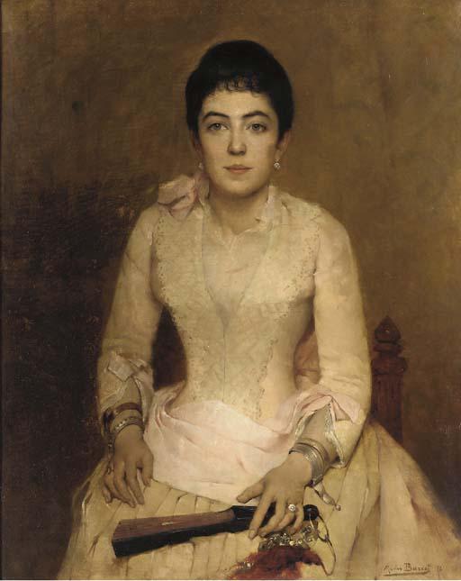 MARIUS ANTOINE BARRET (né en 1865)