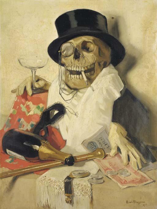 HANS VAN MEEGEREN (1889-1947)
