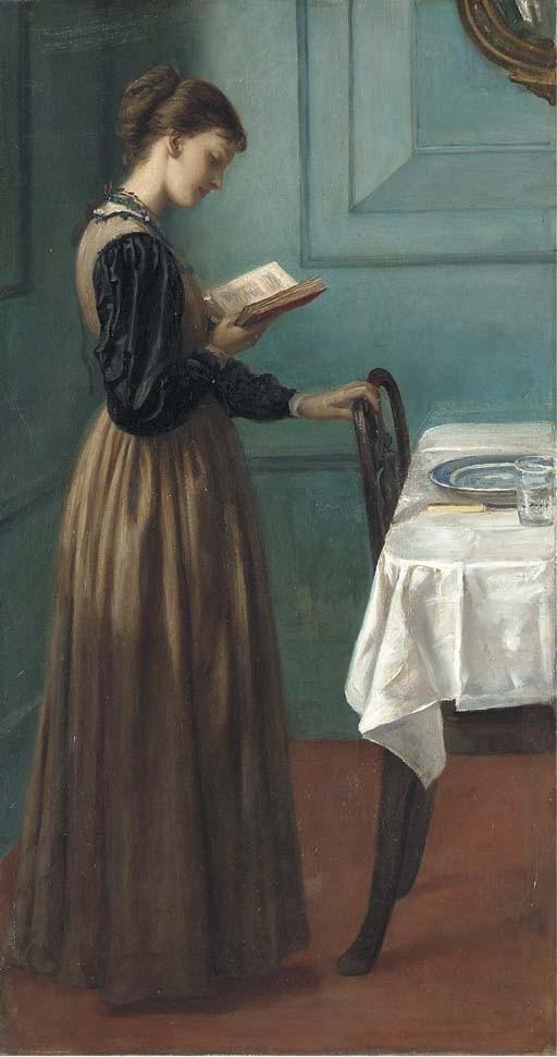 Valentine Cameron Prinsep, R.A. (1838 - 1904)