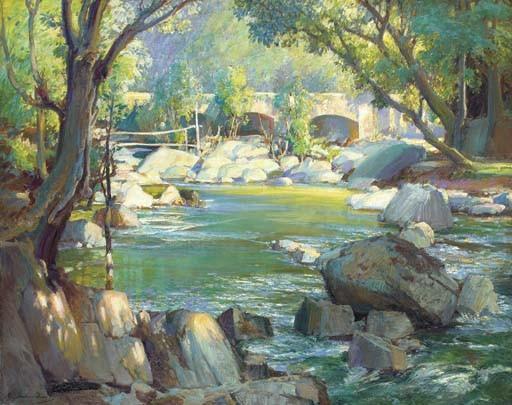 Samuel John Lamorna Birch, R.A. (1869-1955)