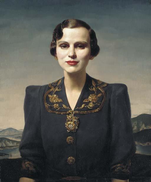 Gerald Leslie Brockhurst (1890-1978)