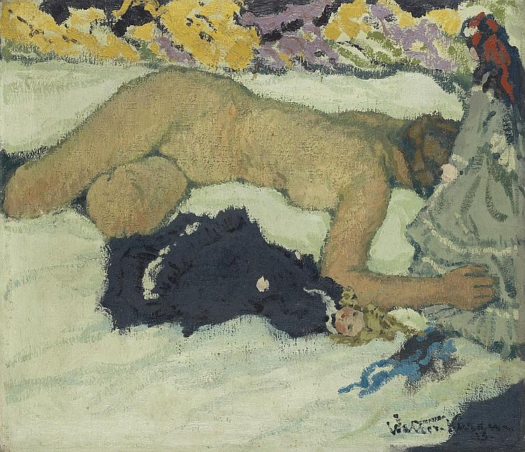 Johann Walter-Kurau (1869-1932)