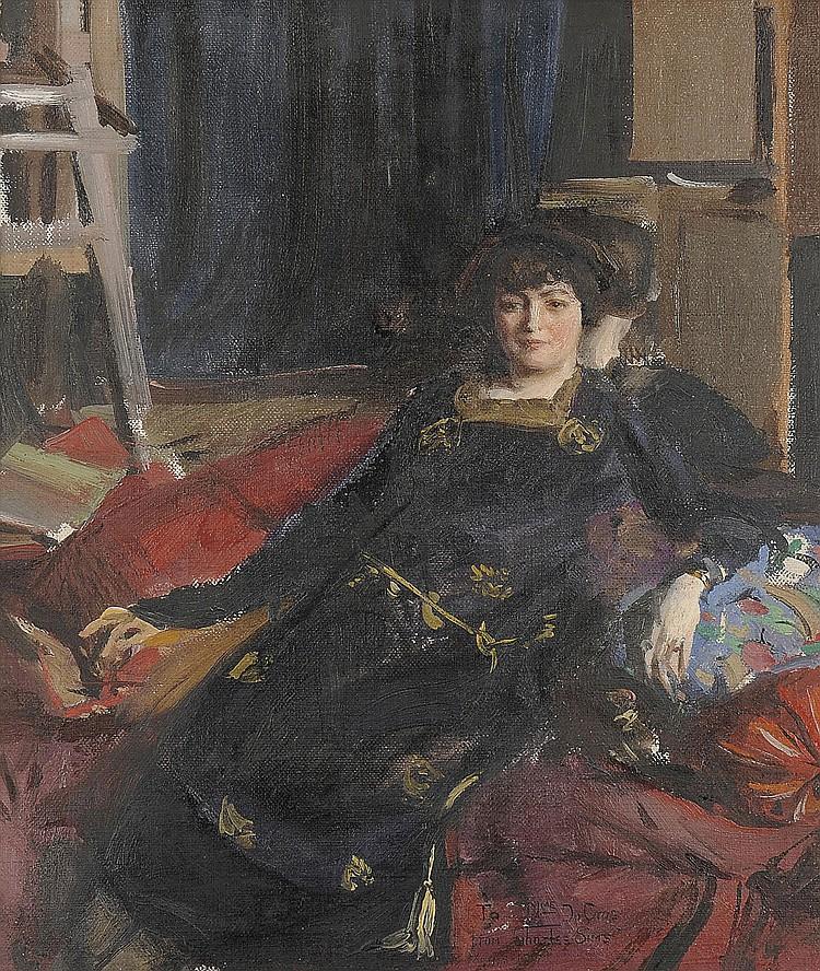 Charles Sims, R.A., R.W.S. (1873-1928)