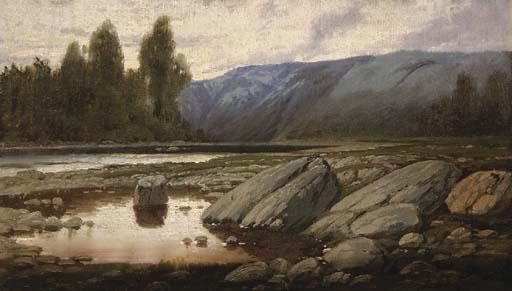 Joseph Gerard van Luppen (Belgian, 1834-1891)