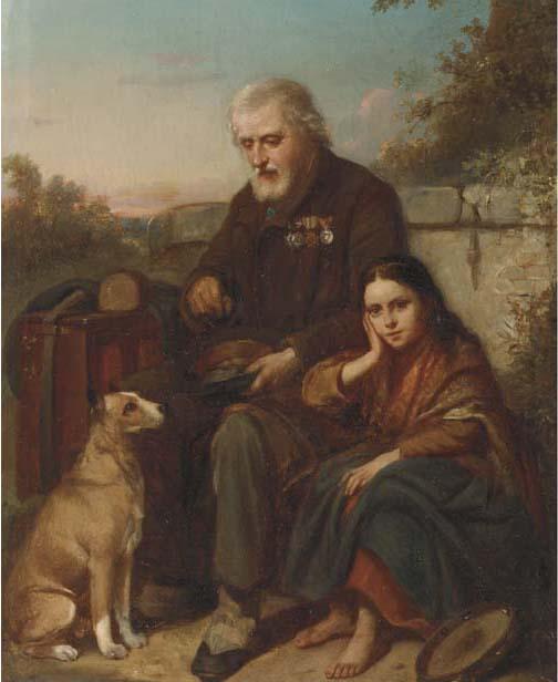 Johannes Antonius Canta (Dutch, 1816-1888)