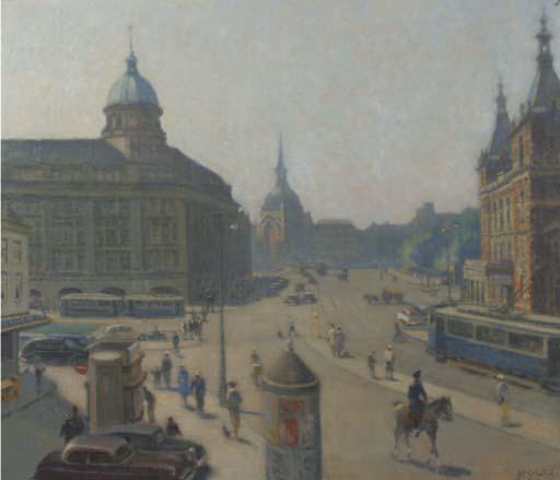 Anthonie Pieter Schotel (Dutch, 1890-1958)