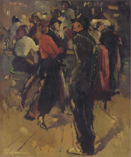 Jan Rijlaarsdam (Dutch, B. 1911)
