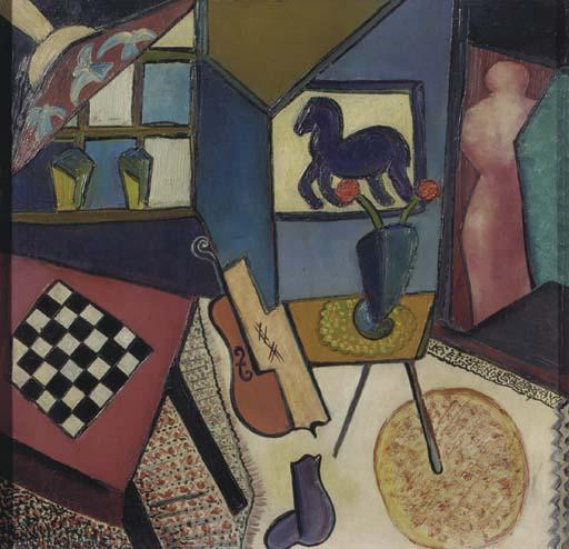Piet Stenneberg (Dutch, 1902-1972)