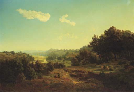 August Lüttmann (German, 1830-1882)