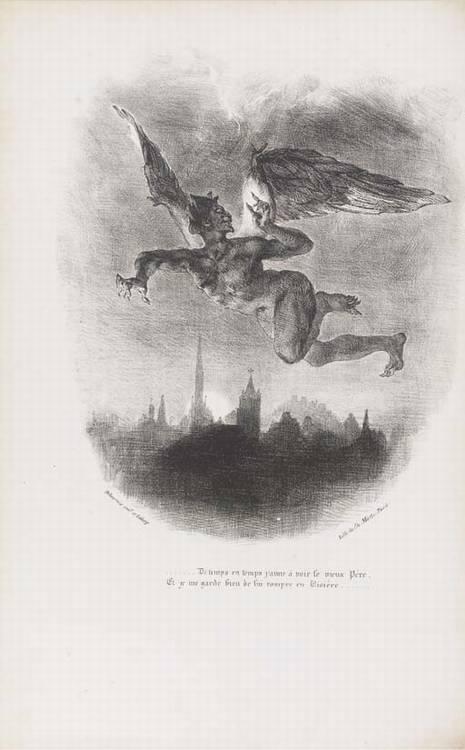GOETHE, Johann Wolfgang von (1749-1832). <I>Faust. Tragédie. Traduite en français par Albert</I>