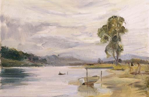 ATTRIBUTED JACK NOEL KILGOUR (1900-1987)