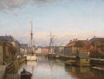 Axel Johansen (1872-1938)