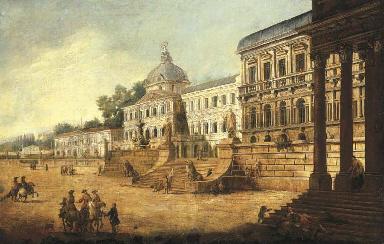 FRANCESCO BATTAGLIOLI (Modena c. 1717-c. 1796) and GIUSEPPE ZAIS ( Forno di Canale, nr. Belluno 1709-1781 Treviso)