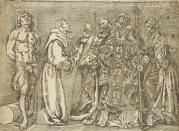 NICCOLO BOLDRINI (1510-1566)