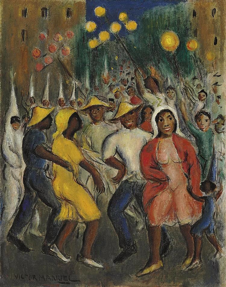 Victor Manuel (Cuban 1897-1969)