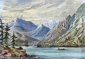 Captain The Hon. Foley Charles Prendergast Vereker, F.R.G.S. (1850-1900)