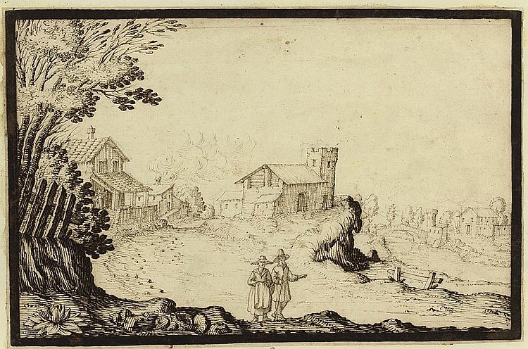 Ercole Bazzicaluva (Pisa  circa  1600-after 1641 Florence)