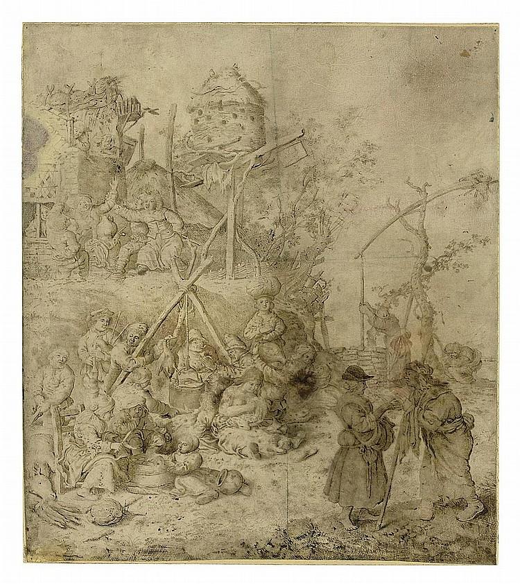 Willem de Heer (active Netherlands,  circa  1638-1681)