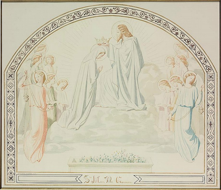 Eugene-Emmanuel Amaury-Duval (Paris 1808-1885)